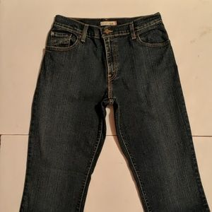 Levi's 550 Relaxed Bootcut Women's Jeans 10 M